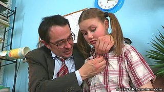 video titel: Horny aged teacher gets lusty apology from his cute student with pigtails || porn tgas: aged,cute,horny,students,xcafe