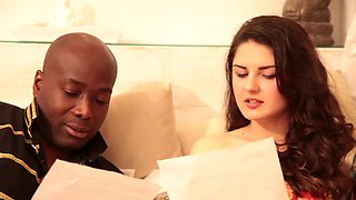 video titel: Horny sex movie Interracial try to watch for , watch it || porn tgas: anal,brunette,horny,interracial,upornia