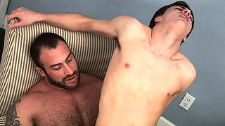 video titel: huge hairy man with huge cock fucks boy with tight asshole || porn tgas: asshole,boy,fuck,gay,iceporn