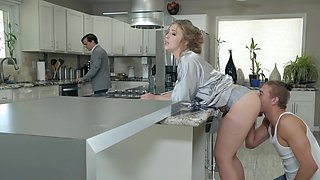 video titel: Lena Paul flashes boobs to her neighbor and he comes to get her pussy || porn tgas: boobs,neighbor,pussy,sexvid