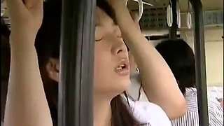 video titel: Milf who expose armpit hair was molested on bus    porn tgas: asian,blowjob,camshow,car,xxxdan