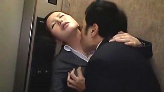 video titel: Hottest Japanese whore in Horny Secretary, Stockings Pansuto JAV video    porn tgas: horny,japanese,secretary,stockings,