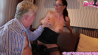video titel: german big tits brunette milf fucks old man at escort date || porn tgas: amateur,big tits,brunette,date,