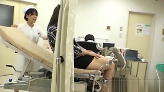 video titel: Wife Japanese Milf Sex In Gyno Exam By Perverse Doctor || porn tgas: asian,doctor,fetish,hairy,
