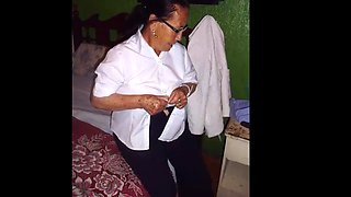 video titel: Mexican Granny || porn tgas: mexican,xhamster