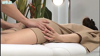 video titel: Asian Hardcore Anal massage and penetration || porn tgas: amateur,anal,asian,doggy,nuvid