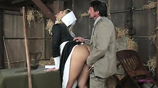 video titel: Maid and her boss || porn tgas: boss,maid,upornia