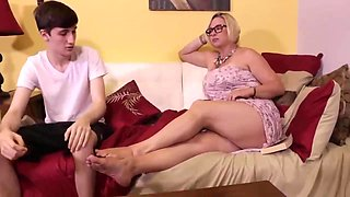 video titel: aunt and young boys || porn tgas: aunty,blonde,boy,cumshots,xhamster