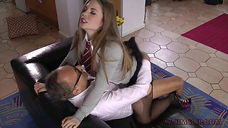 video titel: An innocent coed hooks up with an older guy after class || porn tgas: coed,gay,innocent,older,anyporn