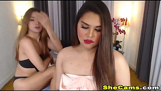video titel: Duo Sexy Shemale Couple Loves Fuck || porn tgas: couple,love,sexy,shemales,hotmovs
