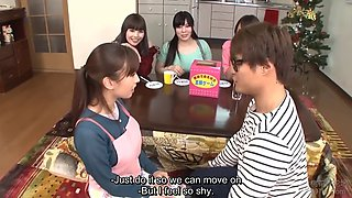 video titel: eng sub japanese family incest game more subs in description || porn tgas: asian,creampie,family,games,xxxdan