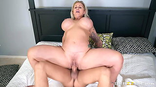 video titel: Curvy Wife Fucks All Over The House With Daughter Big Cock || porn tgas: big cock,curvy,daughter,fuck,xhamster