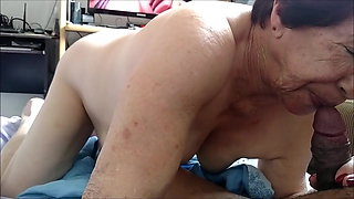 video titel: Cum in Granny Mouth Hard. Gilf love sucking Cock. || porn tgas: cock,cum in mouth,granny,love,xhamster