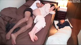 video titel: Mom and son share bed || porn tgas: bed,milf,mom,sharing,xxxdan