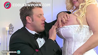 video titel: busty blonde bride || porn tgas: blonde,bride,busty,xhamster