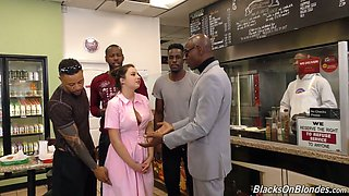 video titel: Several black studs fuck all holes of sweet looking waitress Elektra Rose || porn tgas: anal,ass,bbc,big cock,anysex