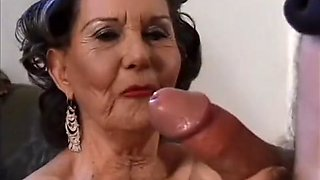 video titel: Old granny gets a young stud to bang her while her husband watches || porn tgas: brunette,granny,group,hardcore,hotmovs