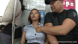 video titel: Marvelous Japanese doll stimulated as her hairy pussy gets licked before being throbbed in a p || porn tgas: doll,hairy,japanese,bravotube