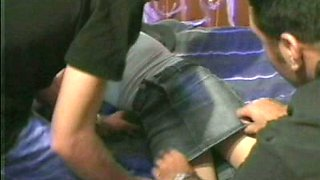 video titel: Black haired too drunk coed girl gets her pussy rubbed by horny dudes || porn tgas: black,coed,drunk,dude,anysex