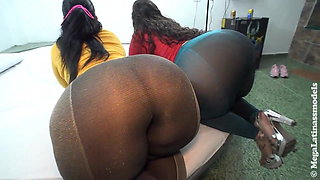 video titel: Lovely latino asses on these sexy woman || porn tgas: latin,lovely,sexy,xhamster
