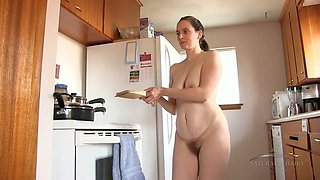 video titel: Naked hairy housewife shows off her tits and pussy || porn tgas: hairy,housewife,naked,pussy,xxxdan