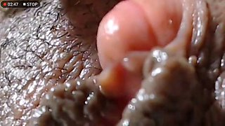 video titel: close up big clit play || porn tgas: clit,closeup,jizzbunker