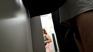video titel: dickflash in dressing room || porn tgas: flashing,high definition,nudity,public,xhamster
