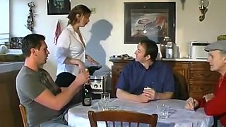 video titel: French milf anal foursome || porn tgas: 4some,anal,cumshots,double,hotmovs