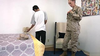video titel: Step Mom in the Marines Slept With Her Step Son || porn tgas: stepmom,stepson,txxx