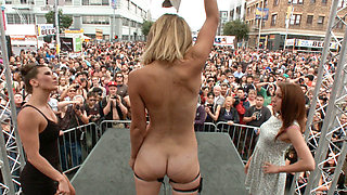 video titel: Folsom Street Spectacle The Ultimate Humiliation Of Mona Wales PublicDisgrace || porn tgas: hardcore,high definition,humiliation,outdoor,videotxxx
