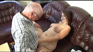 video titel: German grandpa makes young girl horny || porn tgas: european,german,grandpa,horny,xhamster