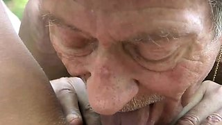 video titel: Old Young Porn Teen Gold Digger Anal Sex With Grandpa || porn tgas: anal,blonde,doggy,grandpa,drtuber