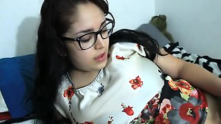 video titel: Dress Up With Daisy Dabs Latina Teen Gets Pounded And Cum On Glasses || porn tgas: college,cum,cumshots,glasses,