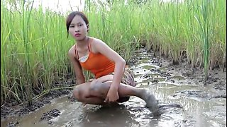 video titel: vy fischen in kambodscha || porn tgas: amateur,asian,upskirt,voyeur,jizzbunker