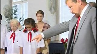 video titel: Awesome teens get caning to admit the guilt    porn tgas: awesome,upornia