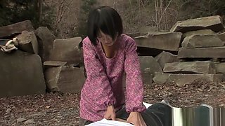 video titel: Horny Japanese chick in Exotic Uncensored, Outdoor JAV video || porn tgas: chick,exotic,horny,japanese,