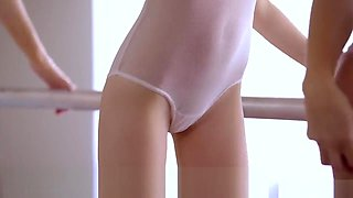 video titel: PetiteBallerinasFucked Young teen threesome with big cock || porn tgas: 3some,big cock,young teen,