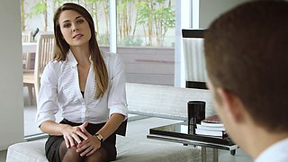 video titel: TUSHY Hot assistant punished and ass fucked by boss || porn tgas: anal,ass,ass fucking,babe,drtuber