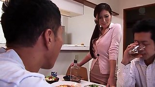 video titel: Cheating Wife with Step Brother || porn tgas: asian,big ass,big cock,brother,