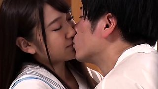 video titel: Busty Japanese tart hairy pussy fucked hard || porn tgas: amateur,asian,big tits,busty,