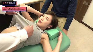 video titel: Hot japanese housewife fucking old doctor during checkup    porn tgas: doctor,fuck,housewife,japanese,jizzbunker
