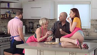 video titel: Mom Started Swinging With Her Husband And A Couple Of Neighbors And Fi with Vanna Bardot, Codey Steele and Dee Williams    porn tgas: big cock,big tits,blonde,brunette,videotxxx