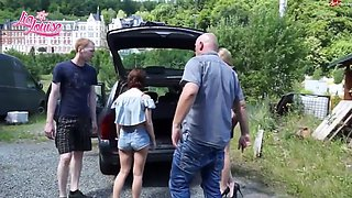 video titel: lia louise family fuck day outing || porn tgas: family,group,hardcore,old and young,xxxdan