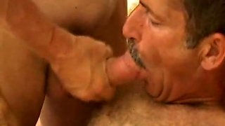 video titel: Grandpa s bisexual fun with younger couple || porn tgas: 3some,anal,bisexual,couple,