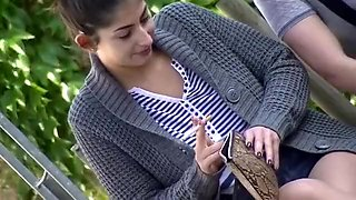 video titel: Incredible Amateur movie with Softcore, Smoking scenes || porn tgas: amateur,incredible,outdoor,smoking,