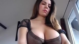 video titel: Incredible homemade Big Tits, Stockings sex movie || porn tgas: amateur,big tits,homemade,incredible,