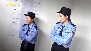 video titel: Chinese Prison Girl in Inescapable Metal Bondage    porn tgas: asian,bdsm,bondage,chinese,videotxxx