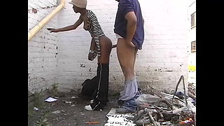 video titel: Cheap Black Prostitute Westi Fucked on Street || porn tgas: african,amateur,american,black,xhamster