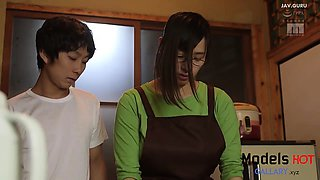 video titel: Japanease Mature Woman get fucked by her Step Son Eng Sub    porn tgas: amateur,asian,blowjob,fuck,drtuber