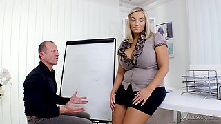video titel: i will have to lick her pussy big girls need love    porn tgas: bbw,big tits,blonde,fingering,flyflv